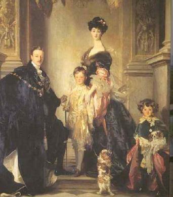 Cavalier's origin